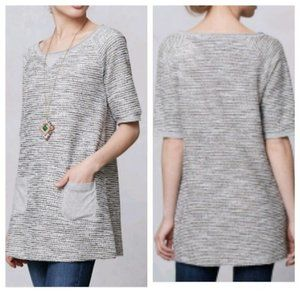 Meadow Rue Oversized Shimmer Tunic S